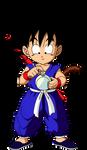 Dragon Ball - kid Goku 5