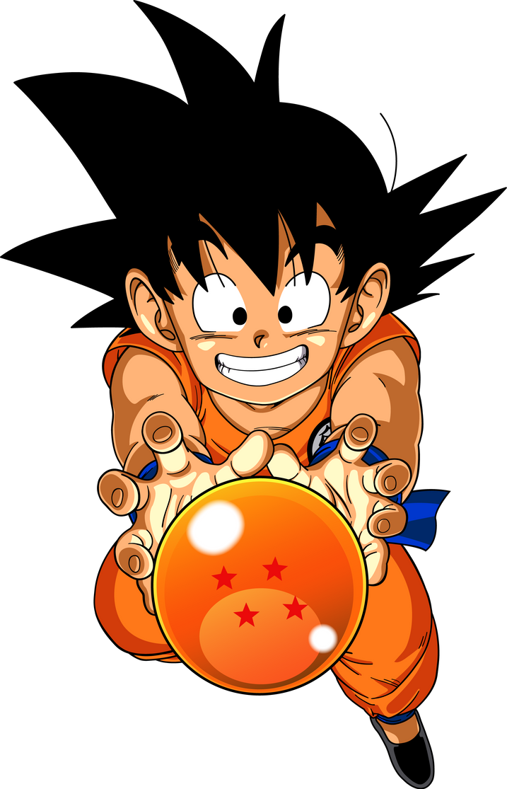 Dragon Ball - Kid Goku 6 by superjmanplay2
