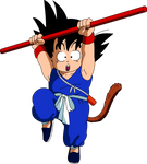 Dragon Ball - Kid Goku 7 by superjmanplay2