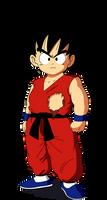 Dragon Ball - Kid Goku 8 by superjmanplay2