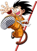 Dragon Ball - Kid Goku 9 by superjmanplay2