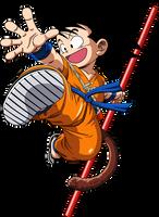 Dragon Ball - Kid Goku 9 bis by superjmanplay2