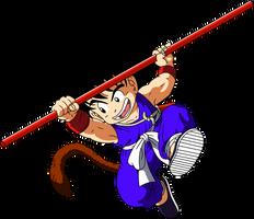 Dragon Ball - Kid Goku 12 by superjmanplay2