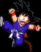 Dragon Ball - Kid Goku 13 by superjmanplay2