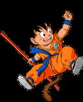 Dragon Ball - Kid Goku 14 - Dragon Box by superjmanplay2