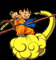 Dragon Ball - Kid Goku 16 - Dragon Box by superjmanplay2