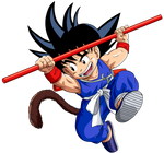 Dragon Ball - kid Goku 12 updated