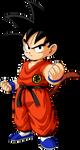 Dragon Ball - kid Goku 21