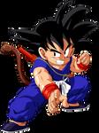 Dragon Ball - kid Goku 23