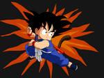 Dragon Ball - kid Goku 24