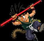 Dragon Ball - kid Goku 25