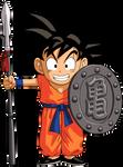 Dragon Ball - kid Goku 26