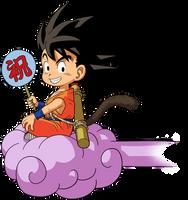 Dragon Ball - kid Goku 27 by superjmanplay2