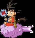 Dragon Ball - kid Goku 27