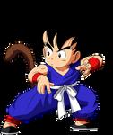 Dragon Ball - kid Goku 28