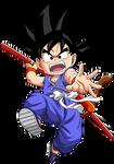 Dragon Ball - kid Goku 30