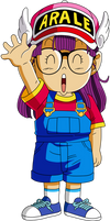 Dr Slump - Arale 2 by superjmanplay2
