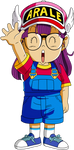 Dr Slump - Arale 2 by superjmanplay2