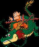 Dragon Ball - Kid Goku 32 - Dragon Box