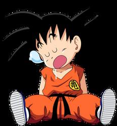 Dragon Ball - Kid Goku 33 by superjmanplay2