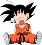 Dragon Ball - Kid Goku 33