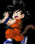 Dragon Ball - Kid Goku 34