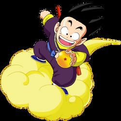 Dragon Ball - Kid Goku 35 by superjmanplay2