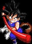Dragon Ball - Kid Goku 38