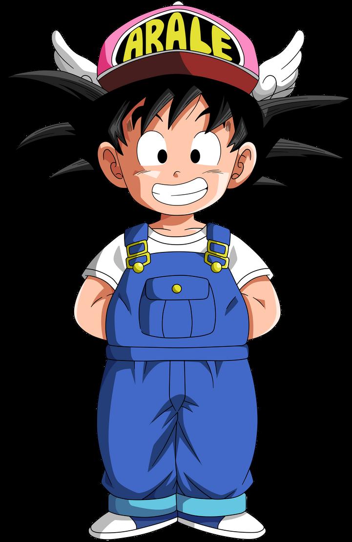 Dragon Ball - Kid Goku 39 by superjmanplay2