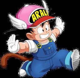 Dragon Ball - Kid Goku 40