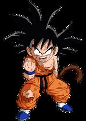 Dragon Ball - Kid Goku 42 by superjmanplay2