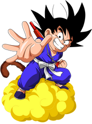 Dragon Ball - Kid Goku 43 by superjmanplay2