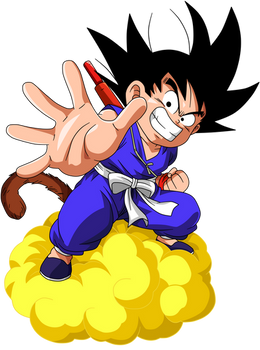 Dragon Ball - Kid Goku 43