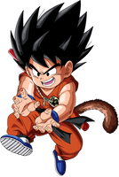 Dragon Ball - Kid Goku 44 by superjmanplay2