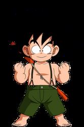 Dragon Ball - Kid Goku 45