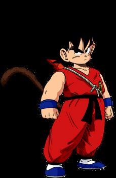 Dragon Ball - Kid Goku 46