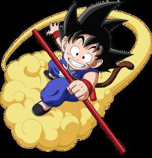 Dragon Ball - Kid Goku 47