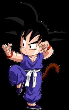 Dragon Ball - Kid Goku 48
