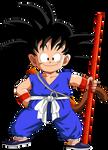 kid Goku 49