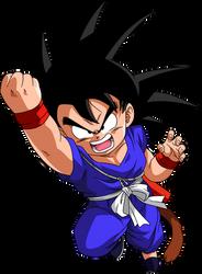 kid Goku 51