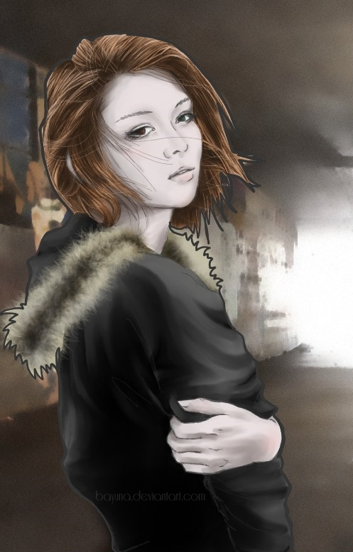 Dingshao She (Forsaken, 2163) by Bayuna