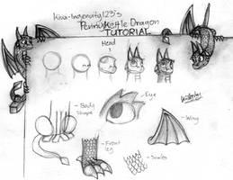 Pennykettle Dragon Tutorial by Kiwi-ingenuity123