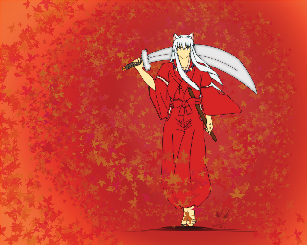 I'm Inuyasha by WorldAngel