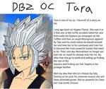 DBZ oc Tara Past Story