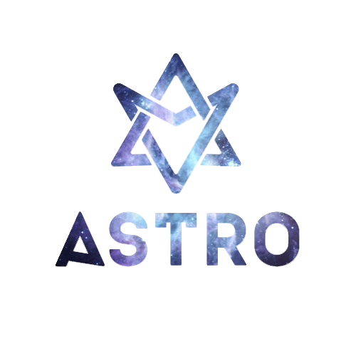 Astro Kpop Group Logo - 0425