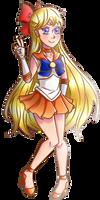 ::Magical Girl Index:: Sailor Venus [+Speedpaint]