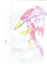 ol keven the phoenix by foxfirefire