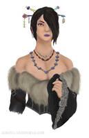 Lulu from FFX by auronlu