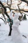 Working on Snow Auron