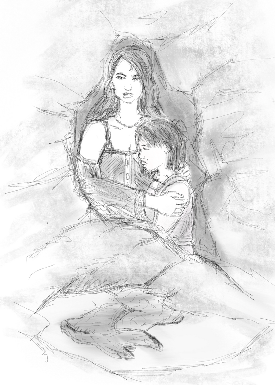 Lulu + Yuna: Sin's Return by auronlu